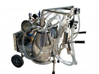 Доильный аппарат нерж. 2 бака 25 л./Aparat de muls vaci inox 2 bidoane 25 L/Garantie/Livrare/13000 l