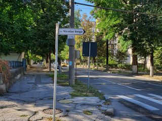 Teren strategic str.M.Cogilniceanu/str.N.Iorga