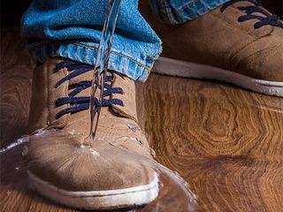 Защита обуви и одежды от грязи - Водоотталкивающая пропитка Drywall !