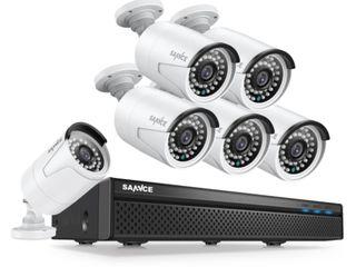 Sisteme video de securitate -5 mp de o calitate inalta.