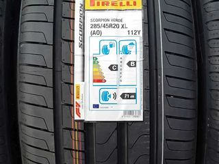 285/45 R20 Pirelli Scorpion Verde (AO)