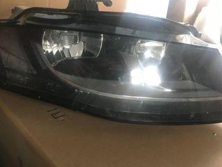 Faruri halogen Audi A4 B8 / 8K