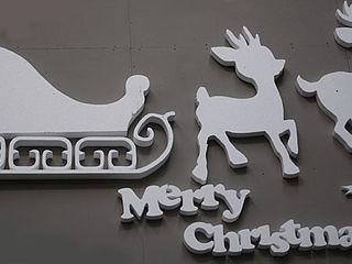 Elemente decorative p/t evenimente de orce fel. si decoare destinat anului nou (anul nou)