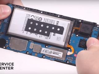 Samsung Galaxy J6+ (2018) J610 Black  Nu ține bateria telefonului? Noi ți-o schimbăm foarte ușor!
