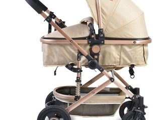 Детская коляска Moni Ciara Beige 2 в 1