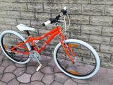 Продам велосипед  Author от 7 до 12 лет . Размер колес 24.