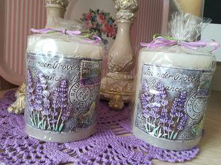 Красивые свечи!
