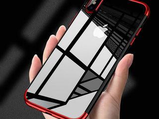 Чехлы huse iPhone Premium Transparent