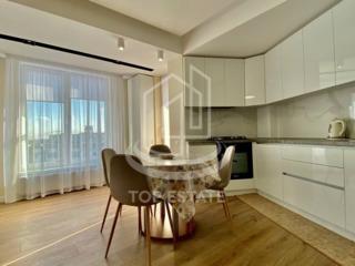 Apartament cu 2 camere+living, str. independenței, botanica