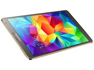 Планшет Samsung Galaxy Tab S 8.4 WIFI 4G Titanium Bronze. Умеет звонить!