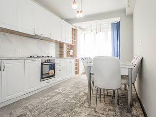 Prima chirie!Apartament cu 2 Camere in bloc nou!