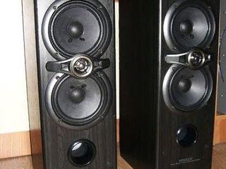 2-полосная, 3-х драйверная акустическая система Kenwood