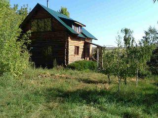 Продам территорию 2 гектара с домом из сруба под зону отдыха