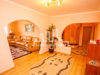 Apartament euroreparat , cu 4 camere, 100 mp,(încălzire autonomă).