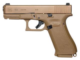 Glock 19X / FS cal. 9x19 mm