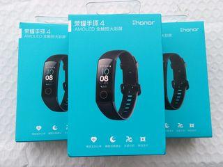 Фитнес браслеты Xiaomi Mi Band 3, Honor Band 4. Ремешки для Amazfit Bip, MiBand 3, Honor Band 3