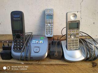 радиотелефоны за оба 120 лей
