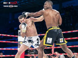 Antrenamente individuale de Kickboxing/K1/