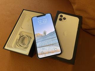 Vând iPhone 11 Pro Max (256 GB) Alb