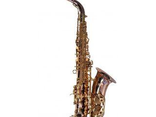 Saxofon Flame Pro SP-1013 RG. Livrare în toată Moldova. Plata la primire.