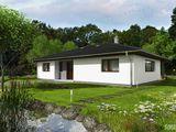 Casa cu un etaj, 153 m2, termoizolata.