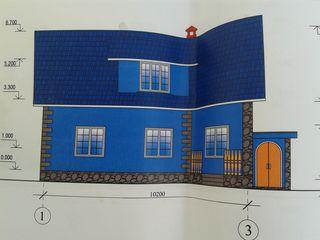Casa 70% gata pe 7.5 ari, Ciorescu, Materiale de calitate superioara (Poltava 100m)