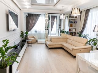 sky house reparat cu tehnică și materiale scumpe clasa premium