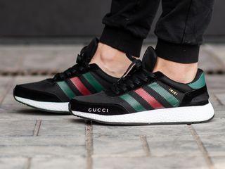 Adidas Iniki x Gucci Black