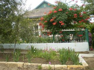 casa din cotilet cu 1 nivel in Besarabeasca, str. Crasnoarmeiscaia 16 A (ultima statie a rut. nr. 2