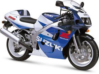 Suzuki Gsxr600 srad 1996
