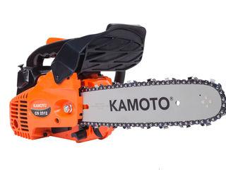 бензиновые цепные пилы kamoto/ motoferastrae kamoto