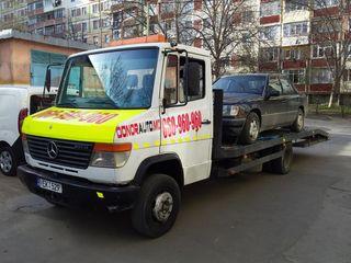 Evacuator Moldova / эвакуатор 24/24
