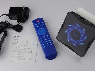 Tvbox X96Q Max 4/32Gb с AirMouse G10 / G20 / G50 на ваш выбор по лучшей цене!С гарантией и доставкой