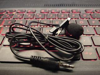Микрофон-петличка для смартфона