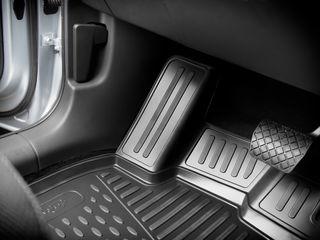 Novline-Element. Полиуретановые коврики с бортами - идеальная защита салона авто. Covorase auto N1.