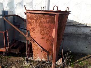 bunker pentru betonare / бункер для бетона 0.9