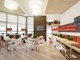 Проектируем, строим! Общественные здания - Кафе, бары, рестораны.