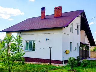 Gata de intrare! Casă 2 nivele! 10,7 km de la Chișinău. Aproape de șoseaua Poltava!