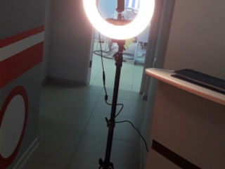 Кольцевая лампа Led 54 см диаметр