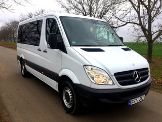 Mercedes Sprinter Autotorizm