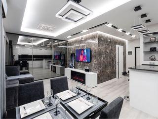 VIP- Studio !!!  Riscanovca. Pan-Com. Bloc nou.