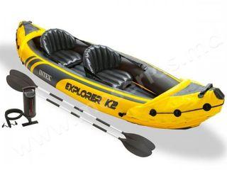 Barca gonflabila Explorer k2, 312x91x51cm Livrare gratuita toata tara+Credit