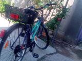 Немецкий велосипед. Всё работает идеально.