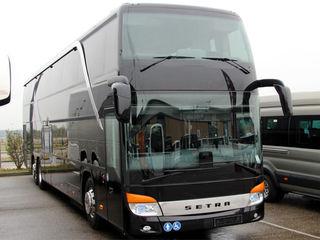 Italia – Moldova – Italia. Transport de pasageri. Zilnic Tur - retur   autocar