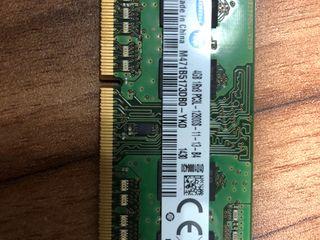 Vind memorie RAM 4GB DDR3L Samsung pentru laptop, notebook - 450 MDL