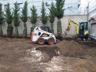 Bobcat/ Excavator/Compactor