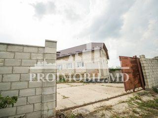 Spațiu industrial! com. Stăuceni, 520mp+teren 11 ari! Vânzare!