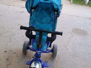 вело-коляска