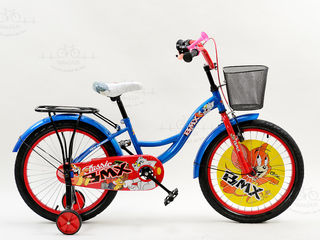 Biciclete pentru copii cu virsta cuprinsa intre 6-9 ani