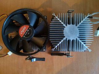 Куллер с вентилятором 9СМ для AMD - 25 лей